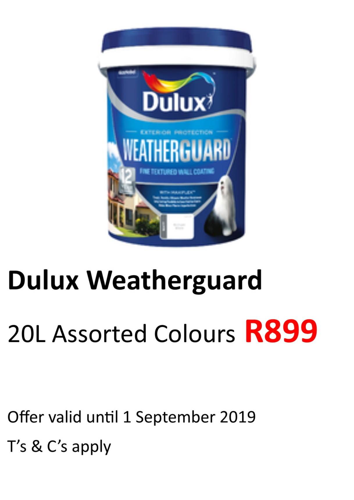 Weatherguard 20  Aug 2019