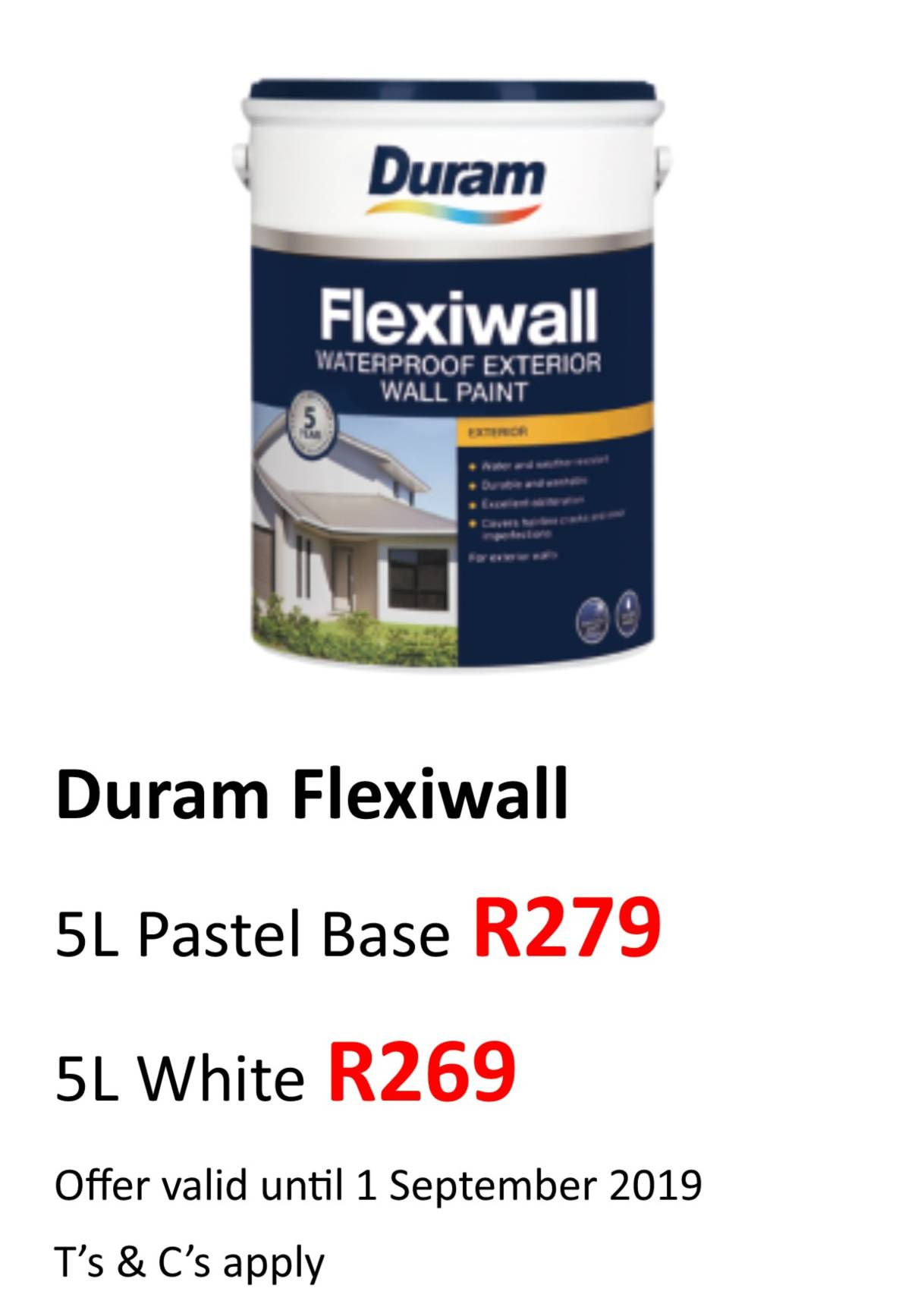 Flexiwall 5 Aug 2019