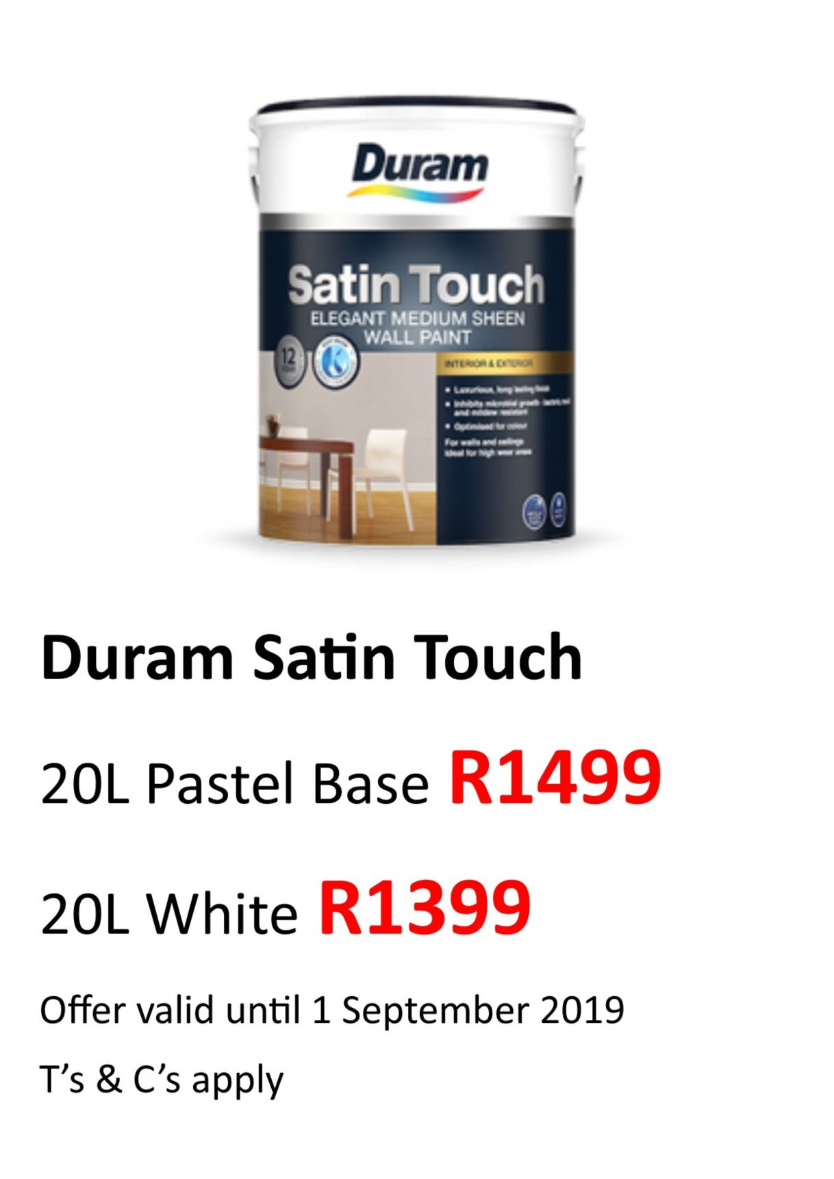 Satin Touch 20 Aug 2019