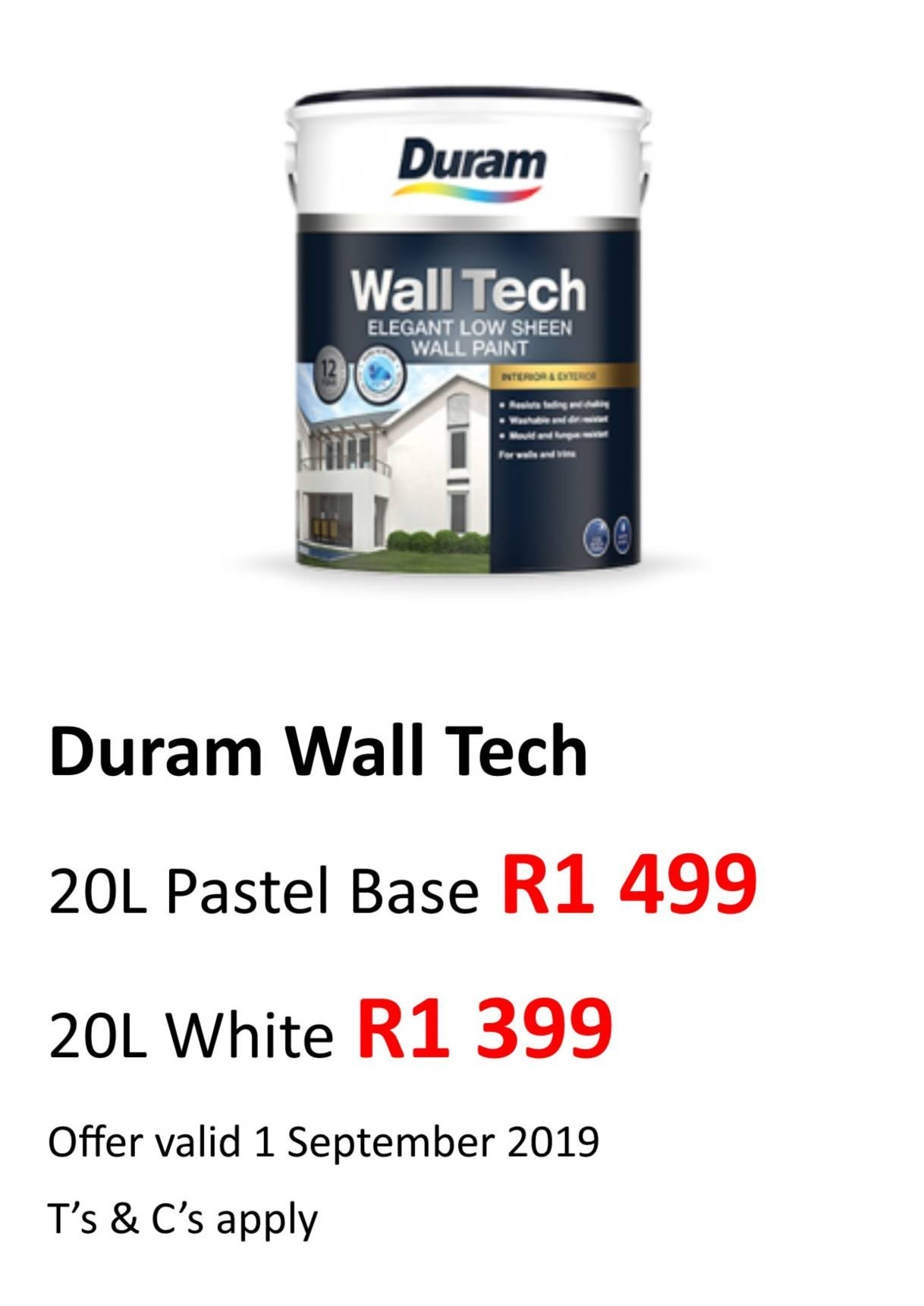wall tech 20 Aug 2019