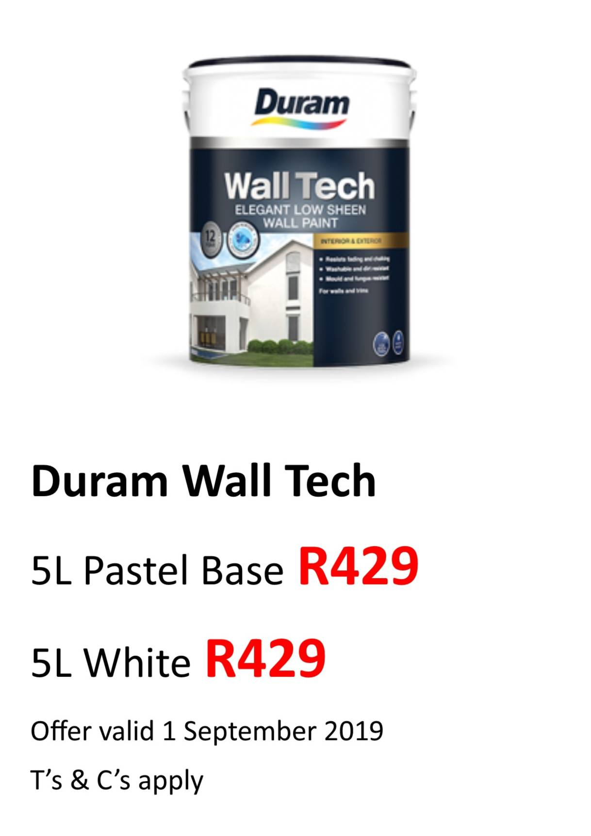 wall tech 5 Aug 2019
