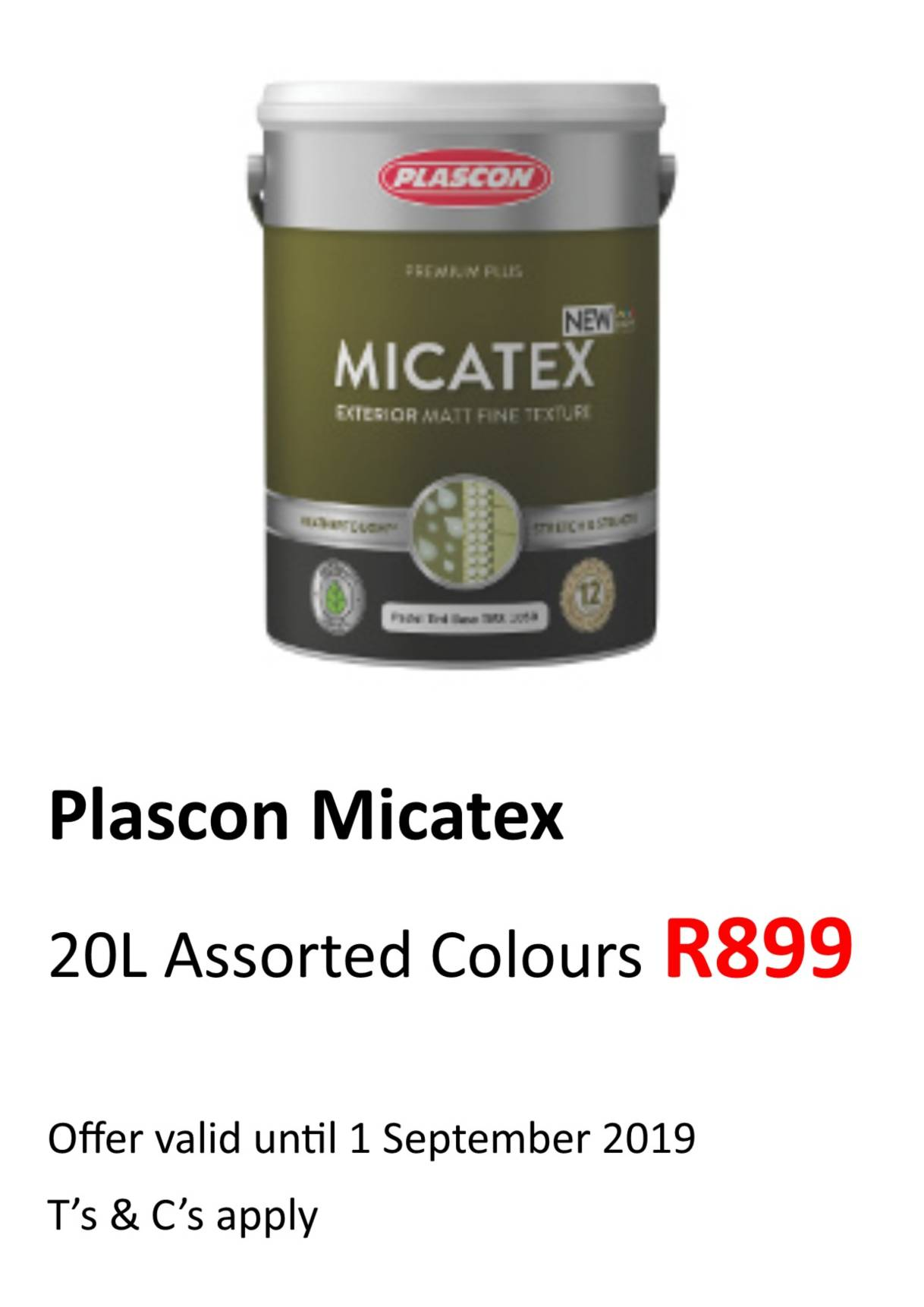 Micatex 20 Aug 2019